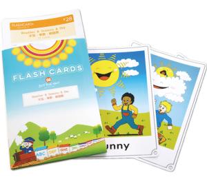 指導者向け子ども英語教材販売・通販英単語フラッシュカード