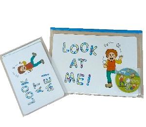 指導者向け子ども英語教材販売・通販英語の紙芝居ストーリーボード